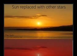 Enlace a ¿Qué pasaría si sustituyéramos el Sol por otras estrellas?