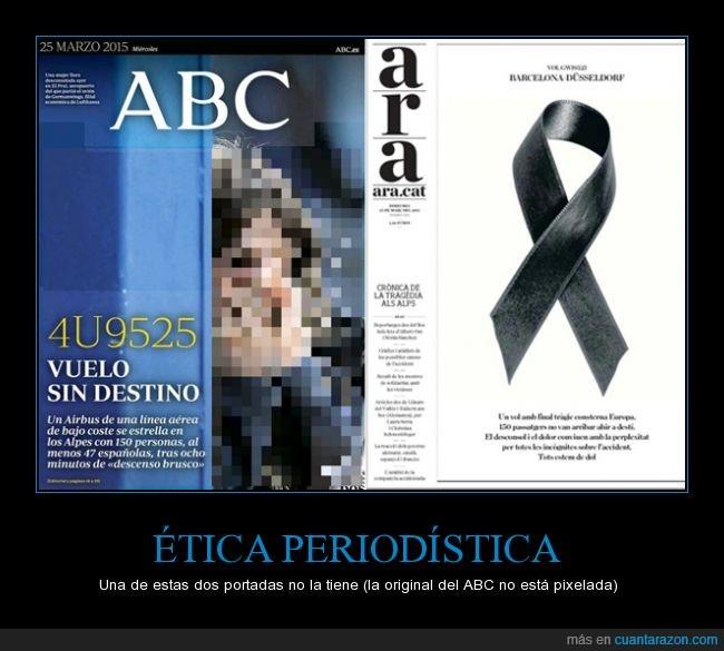 abc,avión,crespón negro,intimidad,morbo,no pixelan,primero de periodismo,tragedia,vergüenza