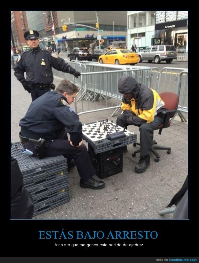ajedrez,arrestar,arresto,estrategia,juego,jugar,ocho,policia