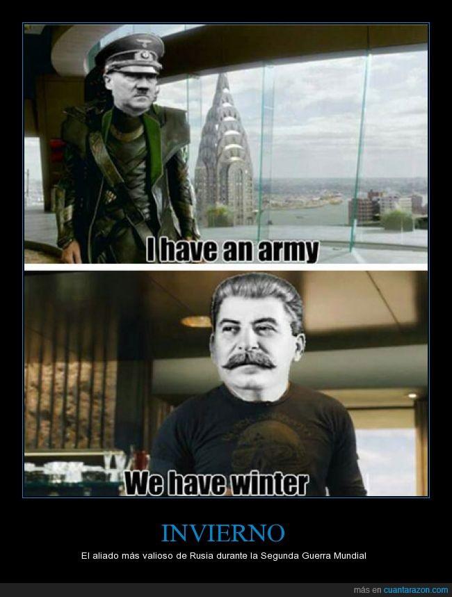 ejercito,frio,frio del de verdad,Hitler,invierno,rusia,Stalin