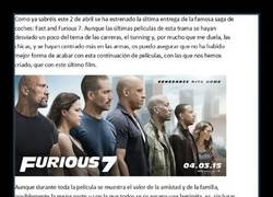 Enlace a FAST AND FURIOUS 7