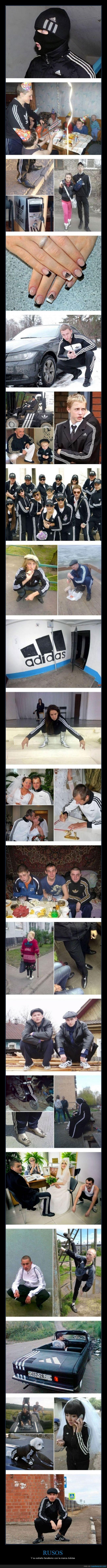 adidas,boda,marca,quieren mucho al vodka también,ropa,rusos,vestir,vodka