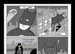Enlace a Batman vuelve a salvar el día