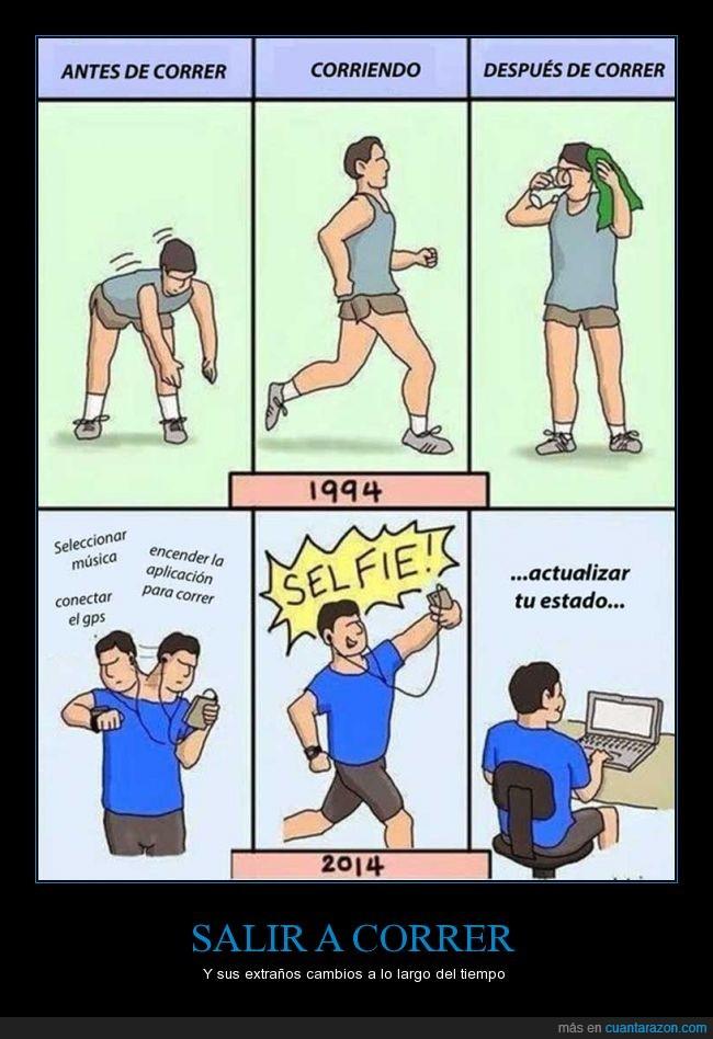 corredor,correr,estado,runner,running,selfie,sociedad