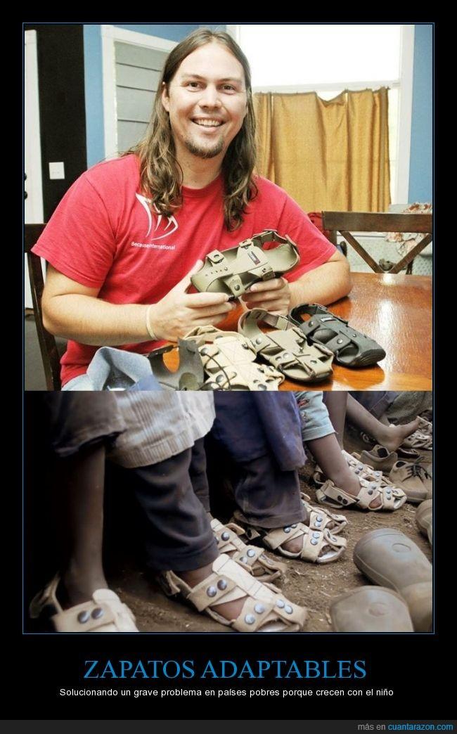 adaptar,dinero,gastar,niño,talla,tamaño,zapato