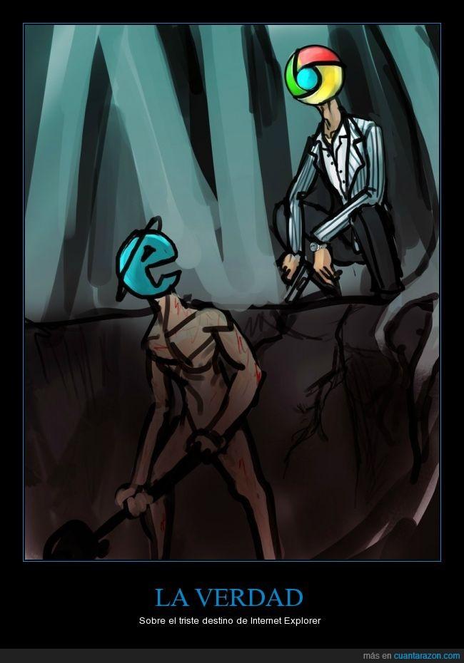 abrir,buscadores,cavar,Chrome,descargar,fosa,Google,Internet Explorer