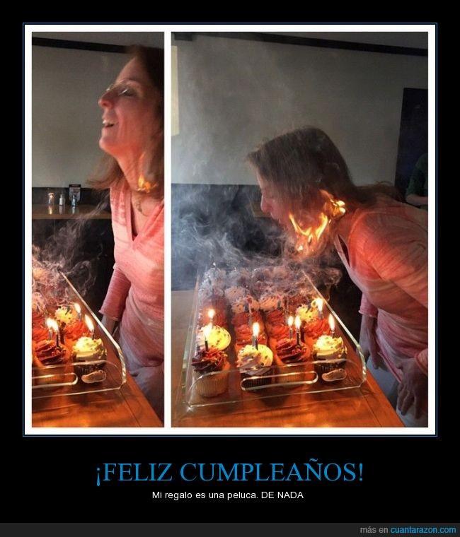 accidente,apagar,cupcake,desastre,fuego,incendio,muffin,pastel,pastelillo,quemar,velas