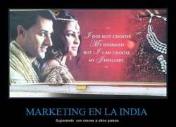 Enlace a MARKETING EN LA INDIA