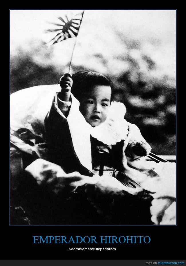 adorablemente imperialista,bandera de la Armada Imperial Japonesa,emperador Shōwa,Hirohito,昭和天皇,裕仁