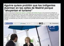 Enlace a ¿Queréis oír la última BURRADA de Esperanza Aguirre? Madre de Dios...