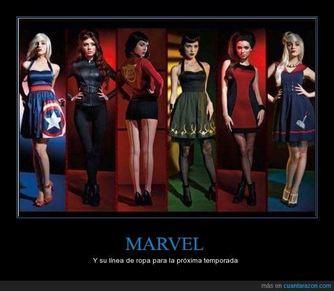 avengers,chicas,costura,diseño,moda,pinup,ropa,superheroe,vestido