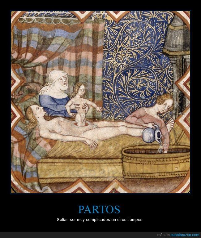 barriga,bebe,bidimensionalidad,cosa rara,cuadro,nacimiento,parto,renacimiento,salir