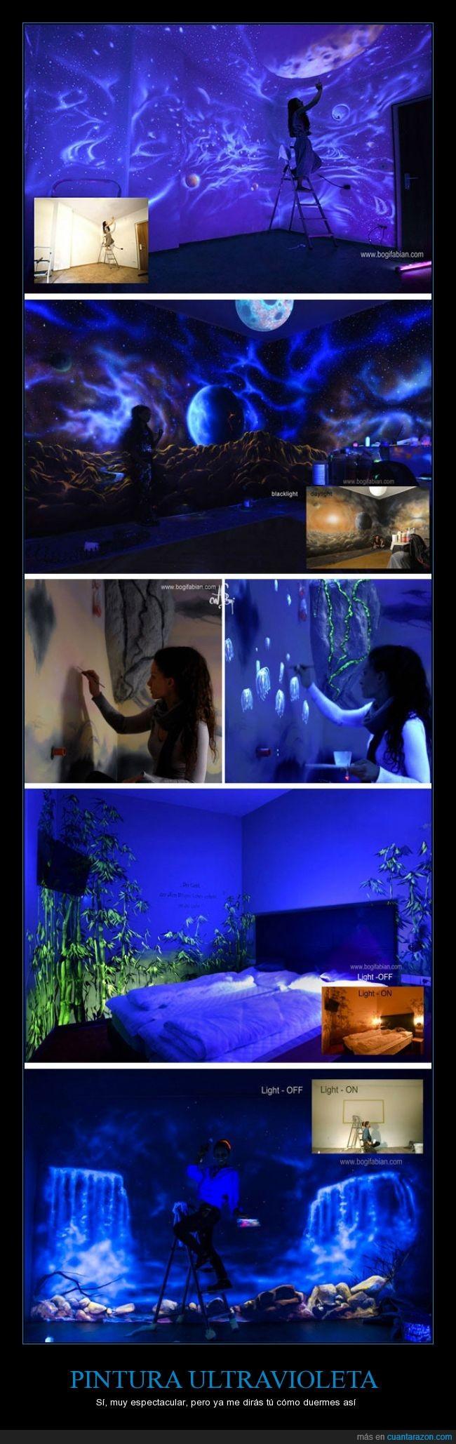 color,dormir,iluminado,luz,oculto,oscuridad,oscuro,pintura,ultravioleta,ver