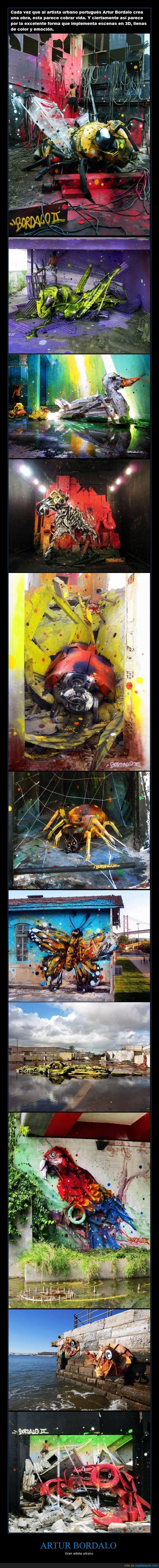 3D,artista,Artur Bordalo,escultura,graffiti,urbano