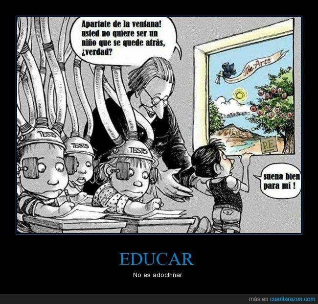 adoctrinamientos,arte,educación,estudiar,estudios,examenes,libre,matematicas,sin