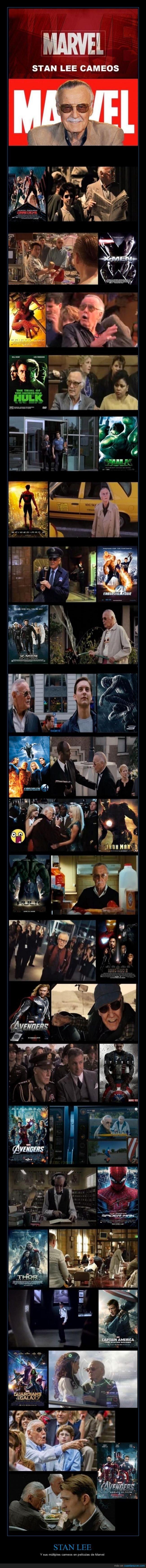 Avengers,Capitan America,Hulk,Iron Man,Marvel,Spiderman,Stan Lee,X-Men