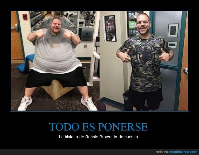 adelgazar,deporte,entrenar,fan,perder,peso,Ronnie Brower,salud,sano,Taylor Swift