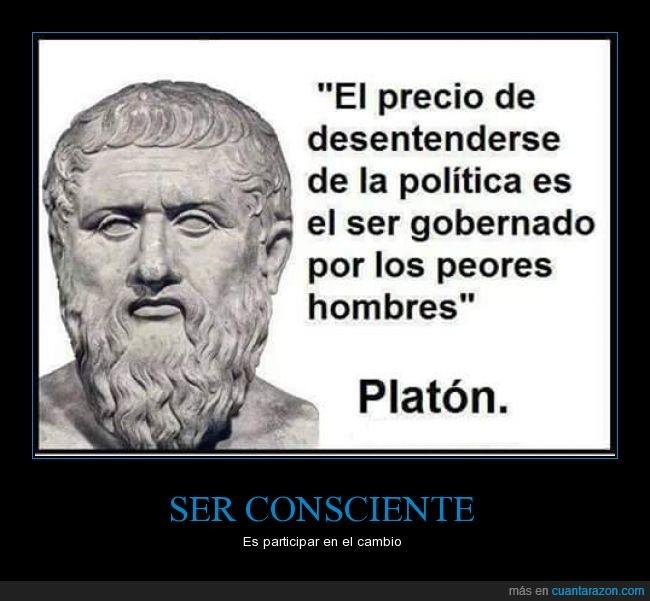 24M,ancestros,cambio,democraciarealya,elecciones2015,España,Platón,política,votación
