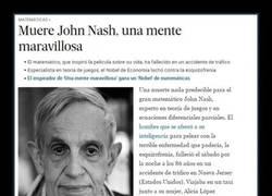 Enlace a NOS DEJA JOHN NASH