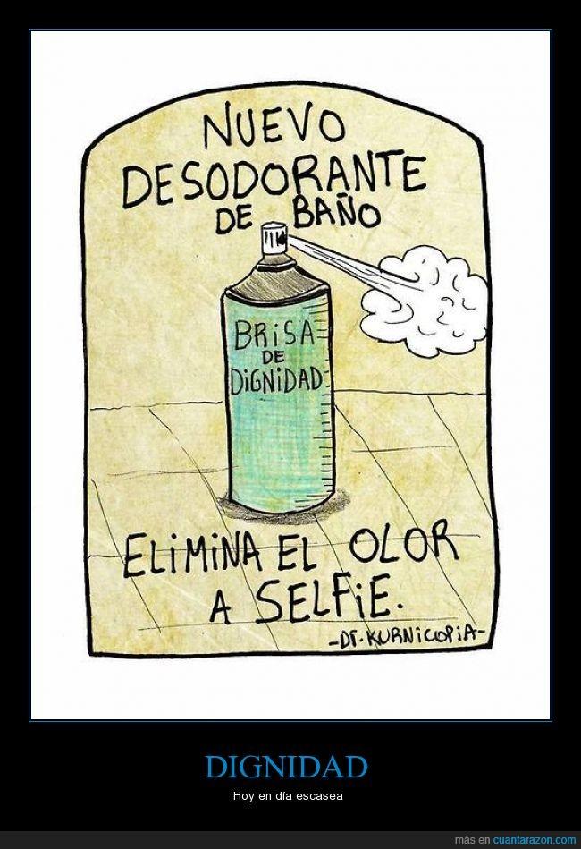 autofoto,brisa,desodorante,dignidad,lavabo,olor,selfie
