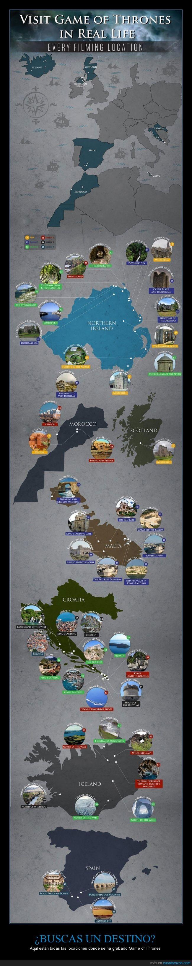 españa,Game of thrones,guia de viajes,Islandia,juego de tronos,localizacion,lugares,marruecos,ubicacion,viajes
