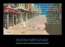 Enlace a HAYAO MIYAZAKI