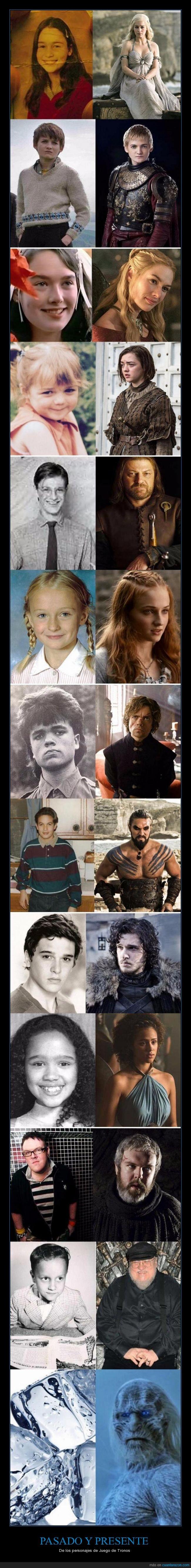el ultimo es el mejor,juventud,parecidos,pasado