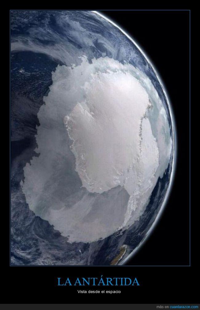 antartida,arriba,cielo,espacio,hielo,nave