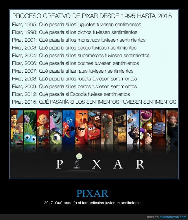 animación,curiosidades,películas,pixar,sentimientos