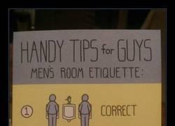 Enlace a Deberían repartir de éstos en cada puerta de cada bar