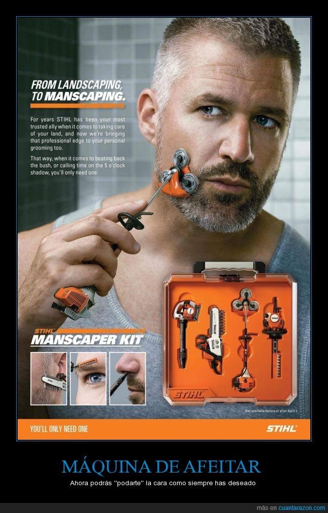 afeitar,jardín,kit,Maquinilla,planta,podadora,podar,rasuradora,sierra,sierra eléctrica