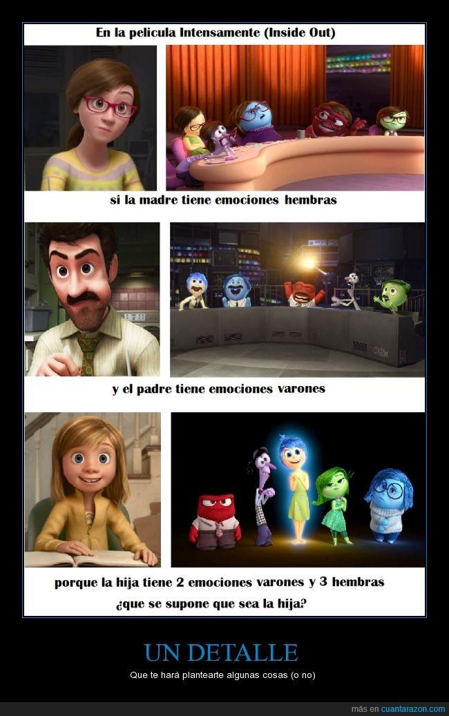 chica,chico,cine,diferentes,disney,distintos,emociones,genero,hombre,inside out,madre,mujer,niña,niño,padre,pixar,preguntas,sentimientos,trans?