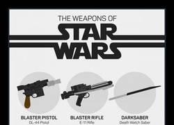 Enlace a ARMAS DE STAR WARS