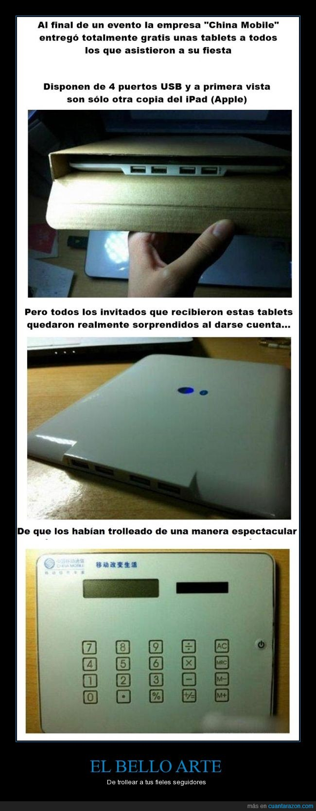 Calculadora,ipad,tablet,troll