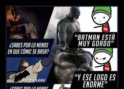 Enlace a HATERS DE BATMAN