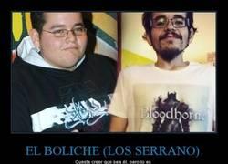 Enlace a EL BOLICHE (LOS SERRANO)