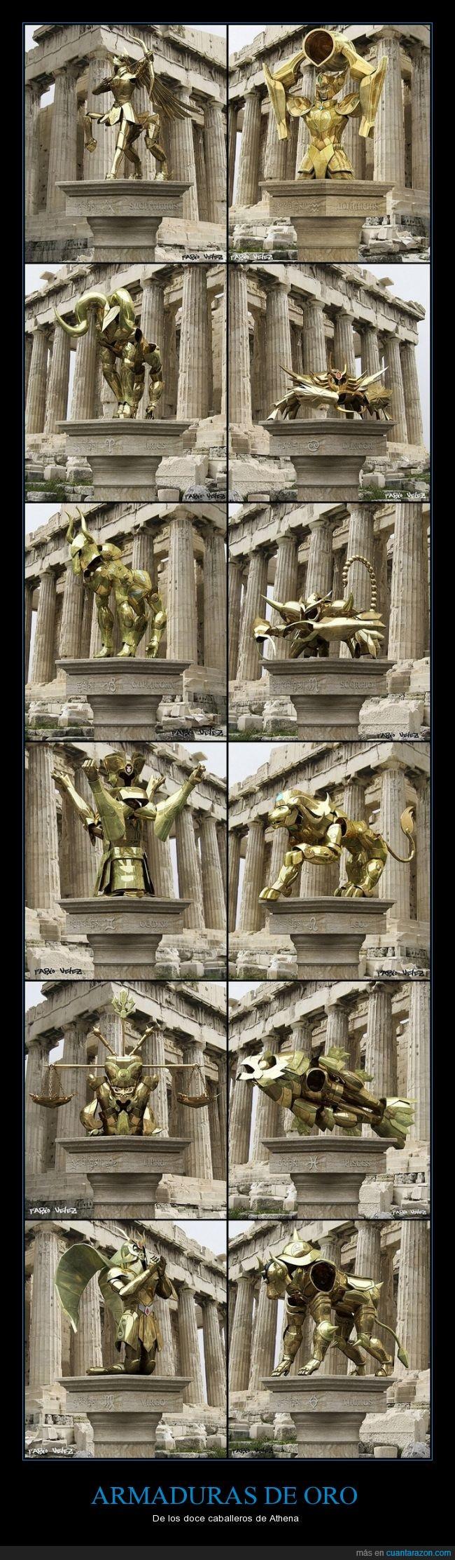 anime,armaduras,athena,caballeros,figura,Los caballeros del zodiaco,oro,Saint Seiya,seiya