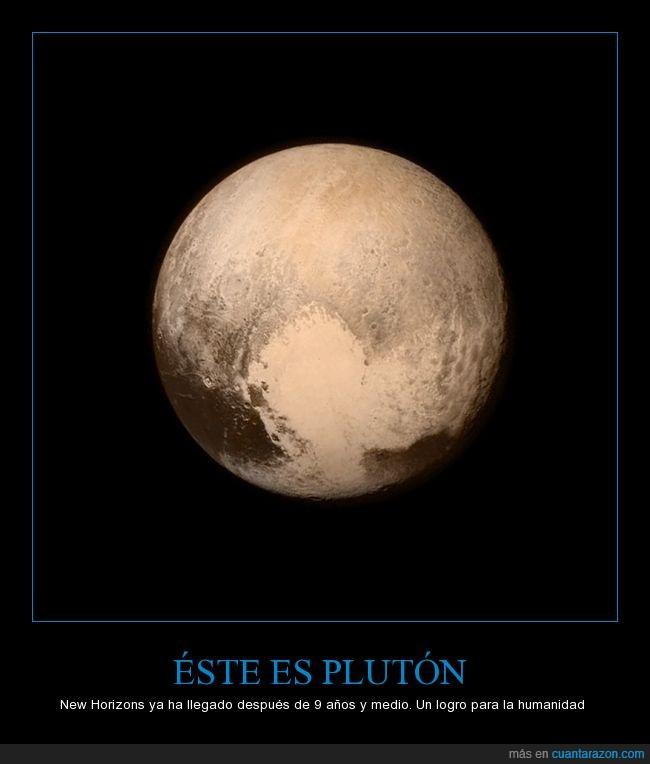 5 mil millones de kilometro,9 años y medio,bello,fascinante,pluto,pluton,ya no es un planeta
