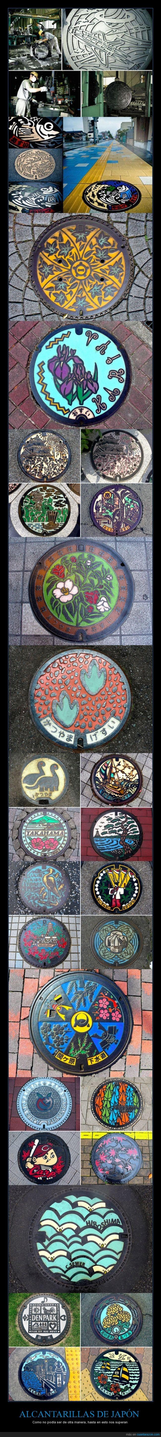 alcantarilla,arte,barco,color,fuji,metal,monte,motivo,region,sewer,tapa,zona
