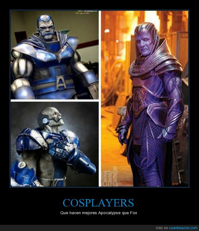 Apocalypse,cosplay,Fox,Ivan Ooze,power rangers,¿Que pasó allí?