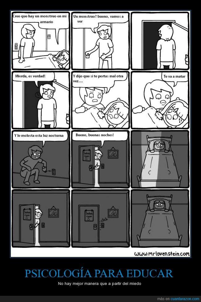 algo,alguien,amenaza,armario,fantasma,habitacion,hijo,matar,miedo,Niño,oscuras,padre