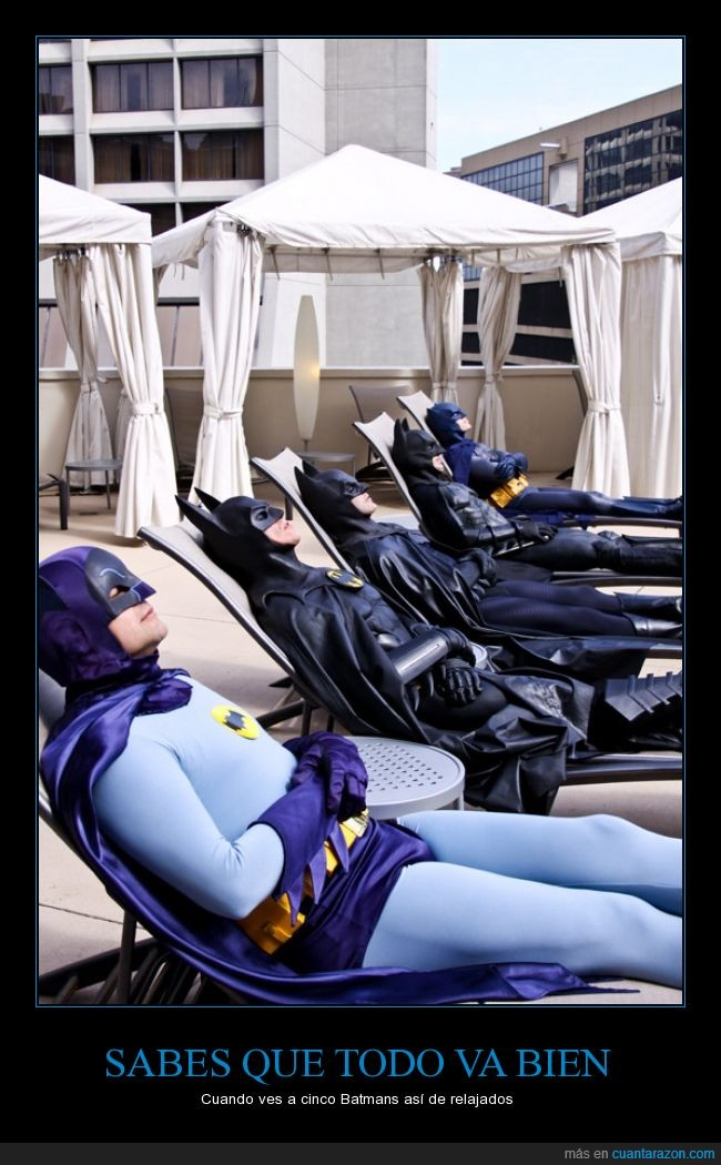Adam West,Batman,bien,descanso,diferente,estilos,Nolan,ok,relajarse,Tim Burton,Val Kilmer