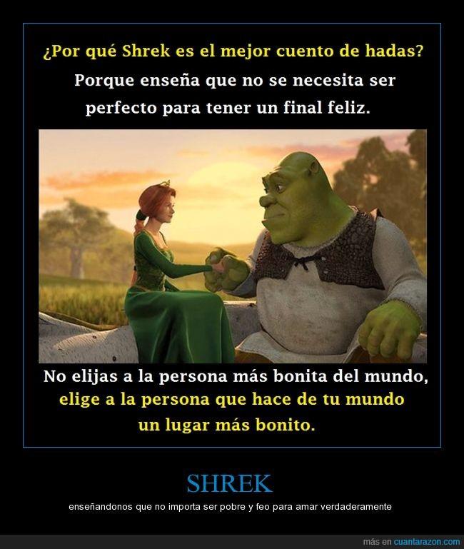 amar,bonita,bonito,cuento de hadas,final feliz,guapa,guapo,lugar bonito,mundo,perfecto,Shrek