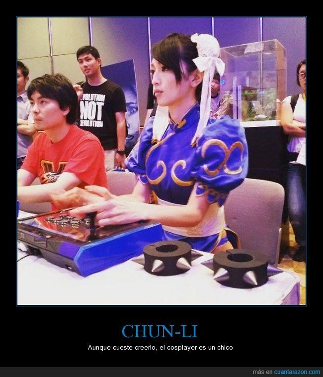 chun-li,Kayo Satoh,Street Fighter