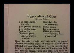 Enlace a ¿Qué pasará si sacaran un libro de recetas como éste hoy en día?