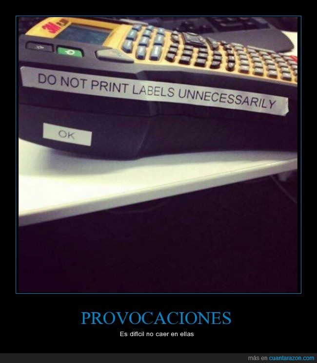 etiquetas,imprimir,necesarias,provocación