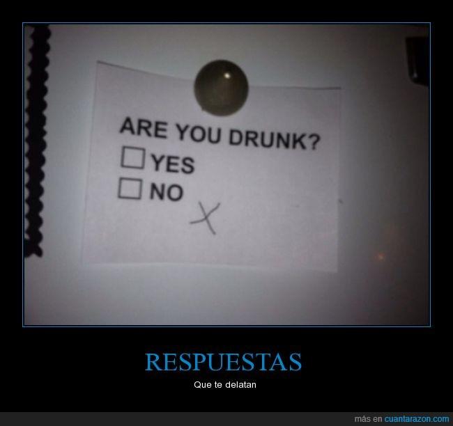 beodo,borracho,Ebrio,pregunta,respuesta