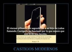 Enlace a CASTIGOS MODERNOS