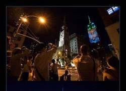 Enlace a Espectacular homenaje en el Empire State Building