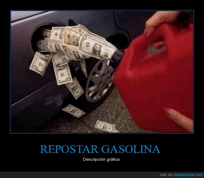 caro,coche,diesel,dinero,gasolina,repostar